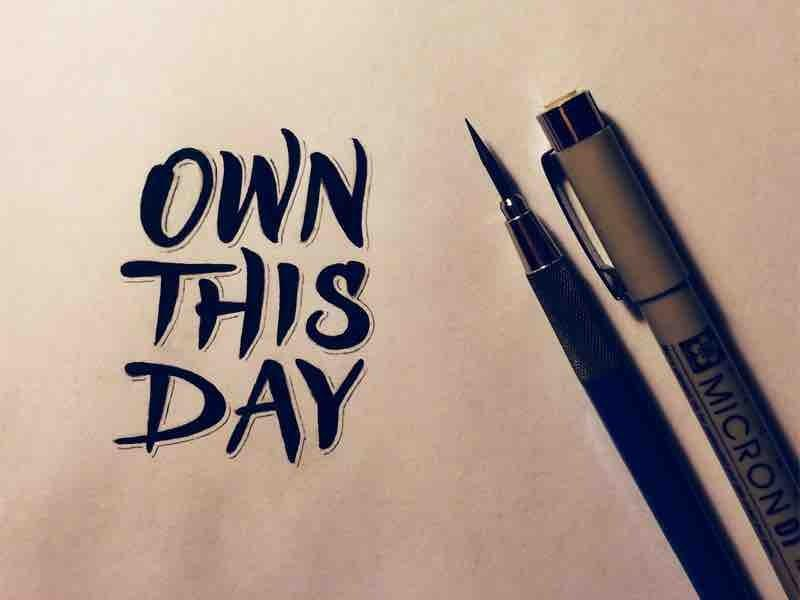 own this day