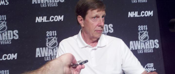 BANNER - Media Availability Day - Poile (6-21-11)
