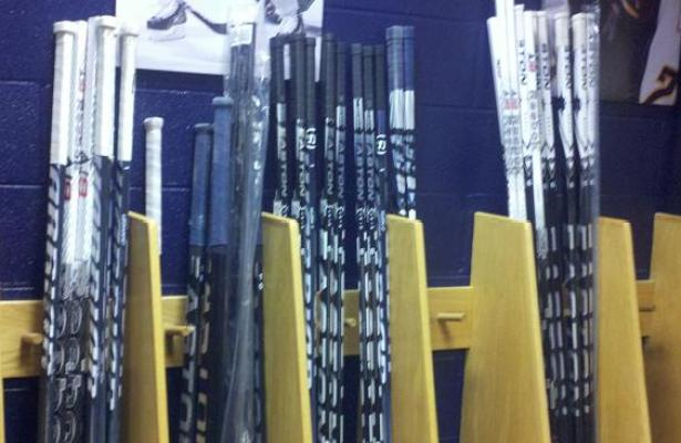 2011 TRAINING CAMP STICKS