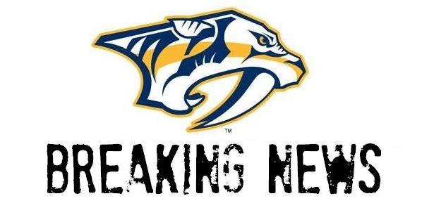 Predators Breaking News