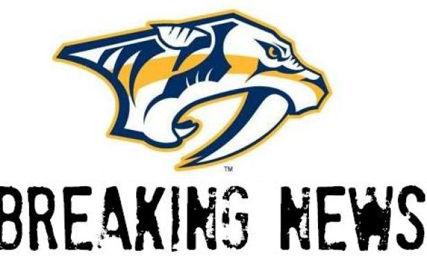 Predators Breaking News