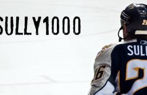 Steve Sullivan 1000 games