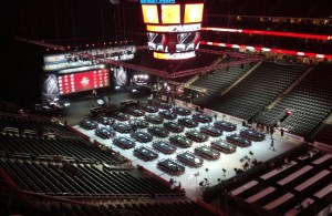 2013 NHL Draft floor