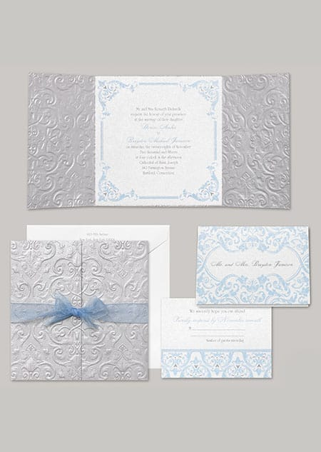 Wedding Invitation Card Video Maker Cinderella Stationary - Happily Ever After | Wedding