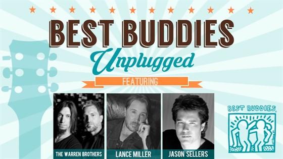 Franklin Theatre - Best Buddies Unplugged featuring The Warren