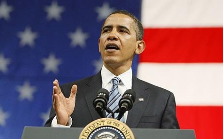 Barack Obama condemned as he announces military trials will resume