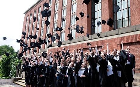 Dumbing down of university grades revealed - Telegraph