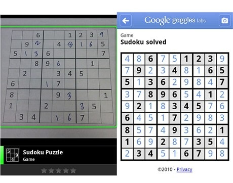 Google solves Sudoku - Telegraph