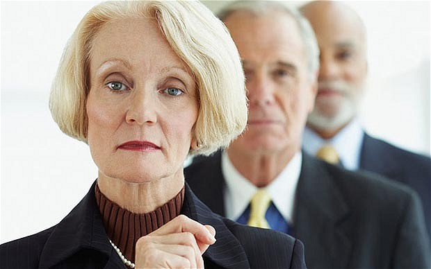 Older workers \u0027do not steal jobs from young\u0027 - Telegraph