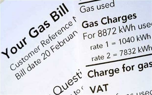 Energy bills \u0027could overtake mortgages in five years\u0027 - Telegraph - in five years time