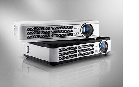 Is there an affordable alternative to expensive digital projection - presentation projectors