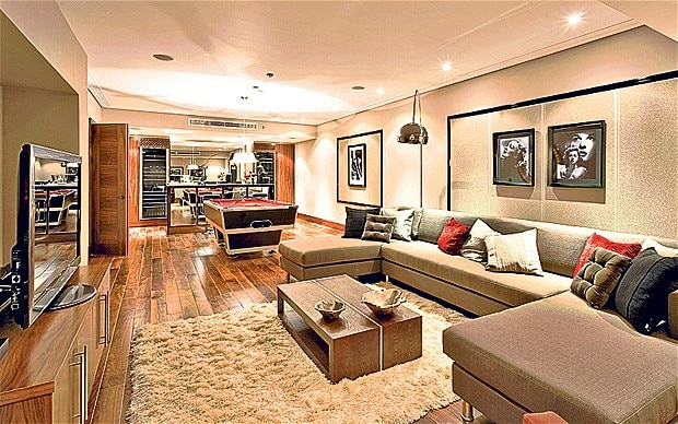 For sale: Homes with a games room