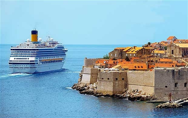 Luxury Mediterranean cruises - Telegraph