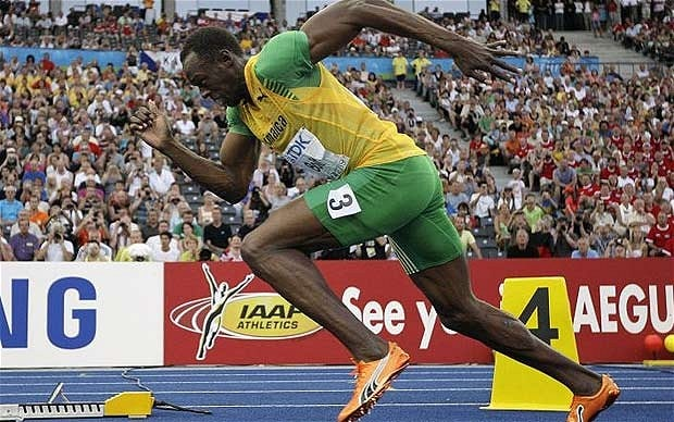 Puma Pins Olympic Hopes On Bolt To Speed Sport Sales