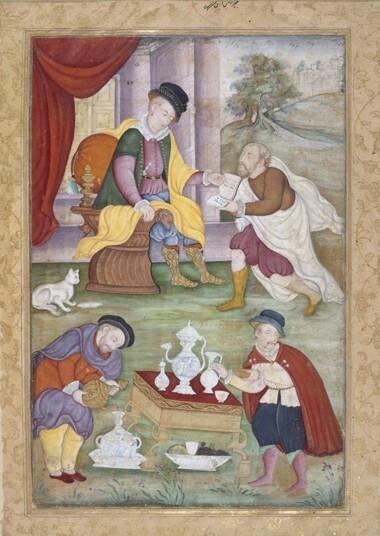 The British Library The Mughal Empire - Telegraph - mughal empire