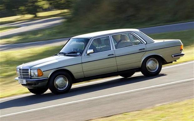 Classic Mercedes 230E \u2013 built to last - Telegraph