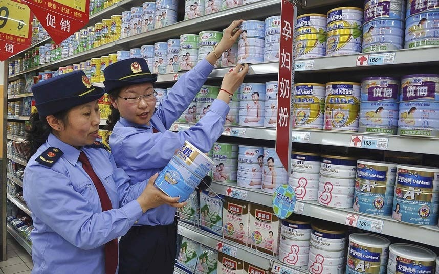 Abbott Infant Products China Fines Infant Formula Companies For Price Fixing