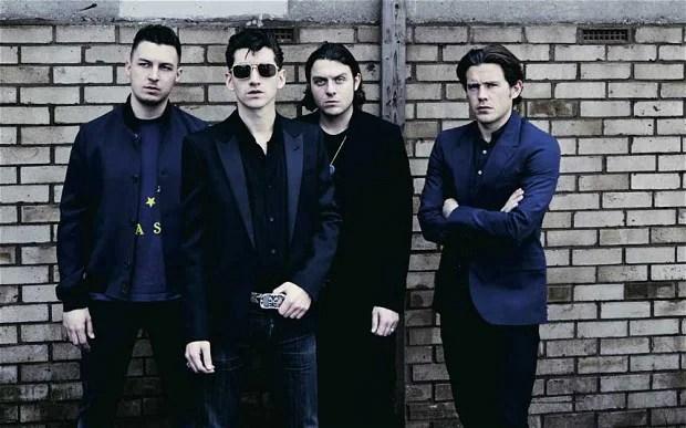 Arctic Monkeys\u0027 AM makes chart history - Telegraph