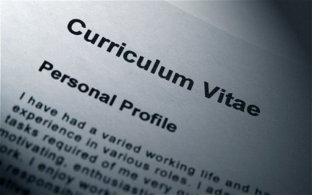 A cover letter can be more important than your CV - Telegraph