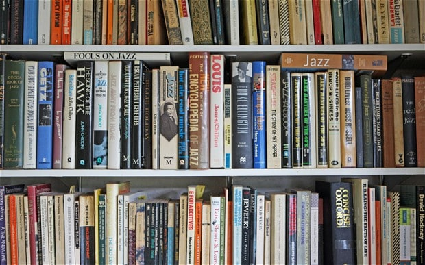 Theres No Jot Of Shame In Leaving The Books On Your Shelf
