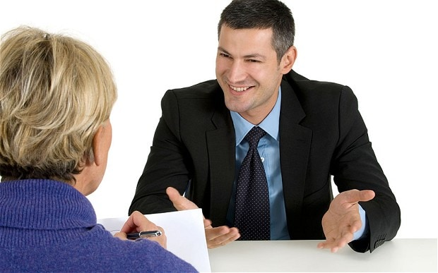 Top dos and don\u0027ts for job interviews - Telegraph
