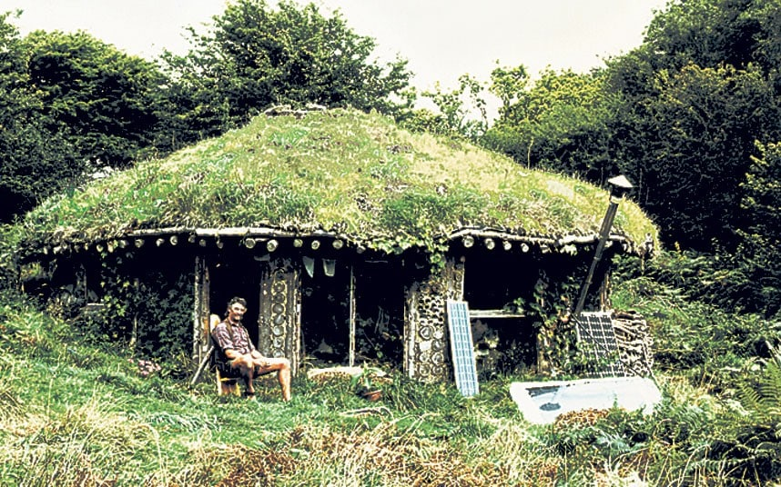 Living Like Bilbo Baggins Life In An Eco Friendly 39hobbit