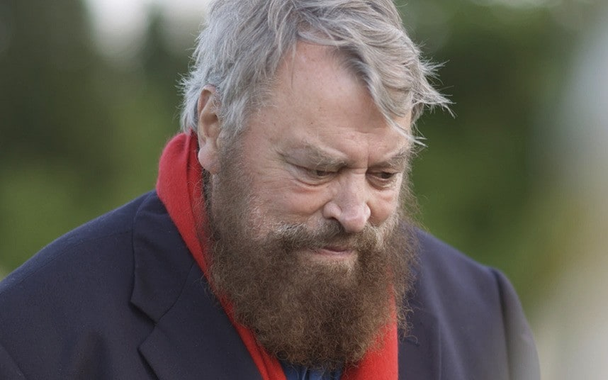 Luxury Sheds Tearful Brian Blessed Overcome As He Discovers 'real-life