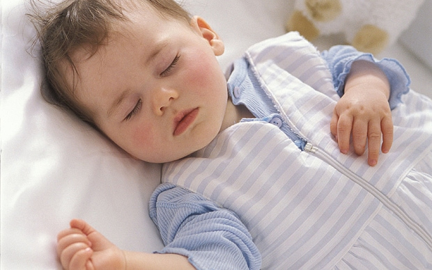 Seven easy tricks to get your child to sleep - Telegraph