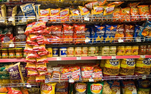 Supermarket Price Promotions Encourage Unhealthy Eating