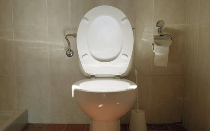 Should Men Put The Toilet Seat Down When They39re Finished