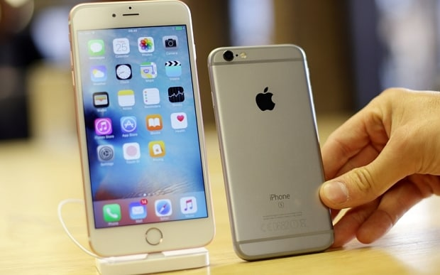 iPhone 6s owners are seeing their new phones randomly turning off - turning off phone