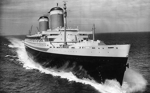 Ss United States Faces The Scrapheap Telegraph