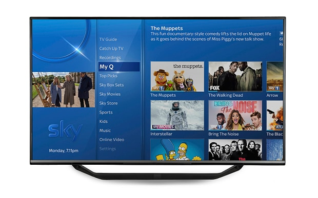 Sky Q What you need to know about Sky\u0027s new TV box - Telegraph