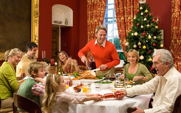 Family Cooks Quit The Kitchen In Favour Of Dining Out On