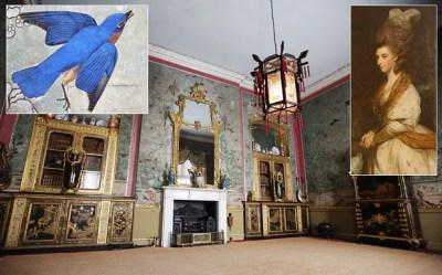 DIY aristocrat wallpaper project 'could have cost £7.3m' - Telegraph