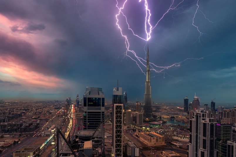Great bolts of lightning Striking images from around the world, in