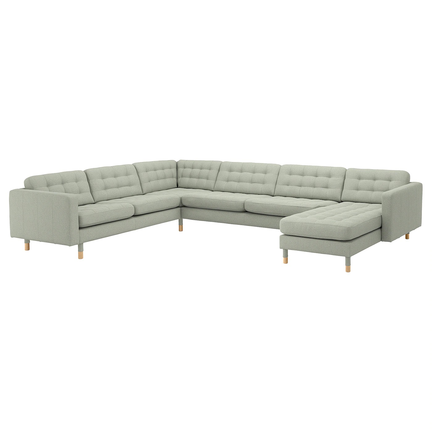 Eckcouch Beige Free Try Out Of Hudson 3seater From Ada In 3d Vr And Ar