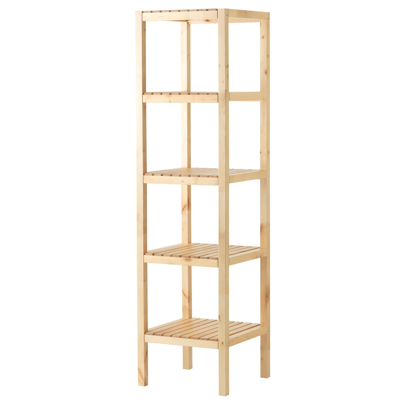 Bad Wandregal Badregal Holz Schmal Glas Regal Klein Metallregal Ikea Birke Regal