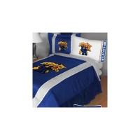 Sports Coverage NCAA Kentucky Sidelines Comforter | Wayfair