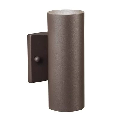 Kichler 2 Light Outdoor Sconce & Reviews