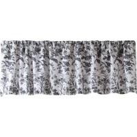 Ainsley Curtain Valance by Laura Ashley & Reviews | Joss ...