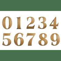 Numbers Wall Decor | Joss & Main