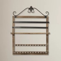 Jacey Wall-Mount Jewelry Holder & Reviews | Joss & Main