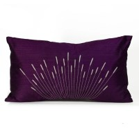 Jiti Branches Silk Lumbar Pillow & Reviews | Wayfair Supply