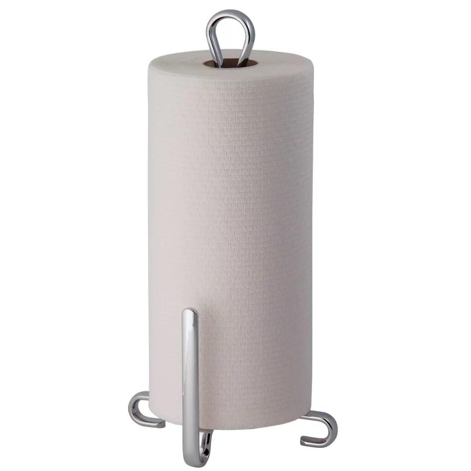 InterDesign Axis Free Standing Paper Towel Holder