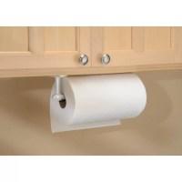InterDesign Orbinni Wall Mounted Paper Towel Holder ...