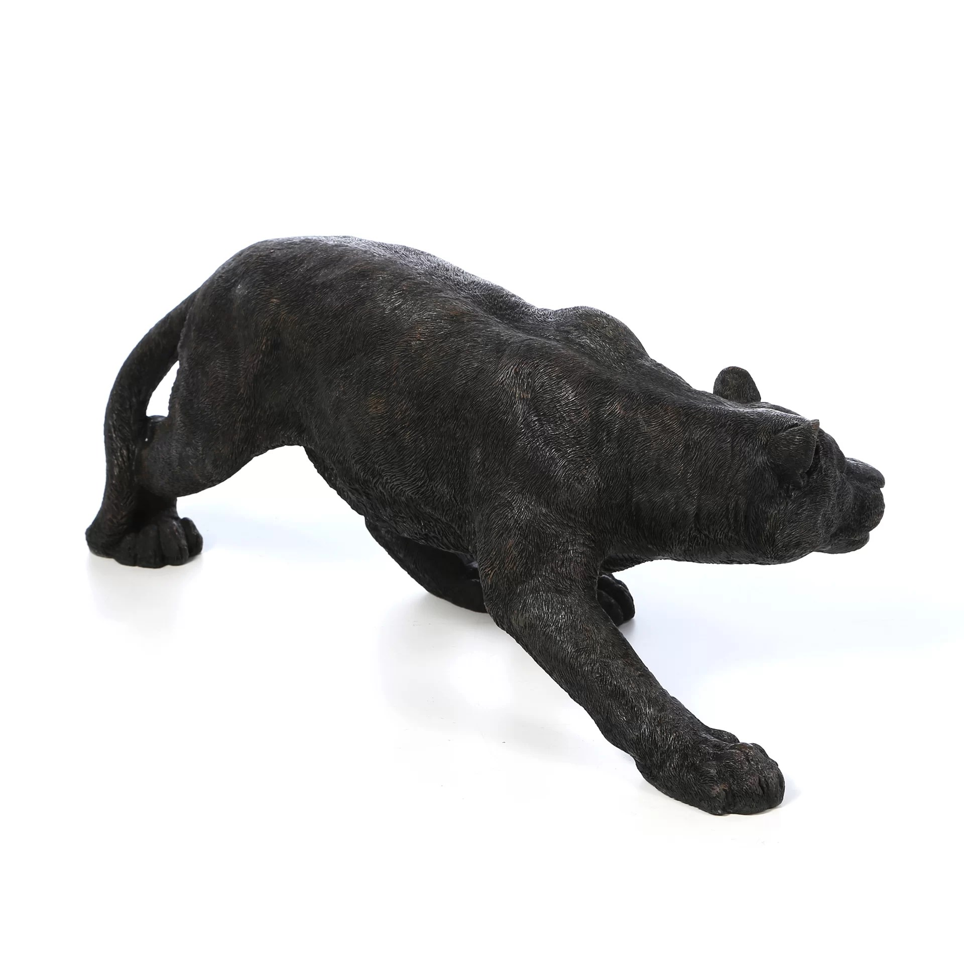 Panther Statue For Sale Design Toscano Shadowed Predator Panther Statue And Reviews