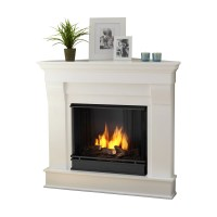 Real Flame Chateau Corner Gel Fuel Fireplace & Reviews ...