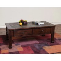 Sunny Designs Santa Fe Coffee Table & Reviews | Wayfair