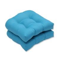 Pillow Perfect Veranda Outdoor Dining Chair Cushion ...